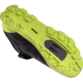 Mavic Crossride Shoes Men Pirate/Black/Pirate Black/Safety Yellow